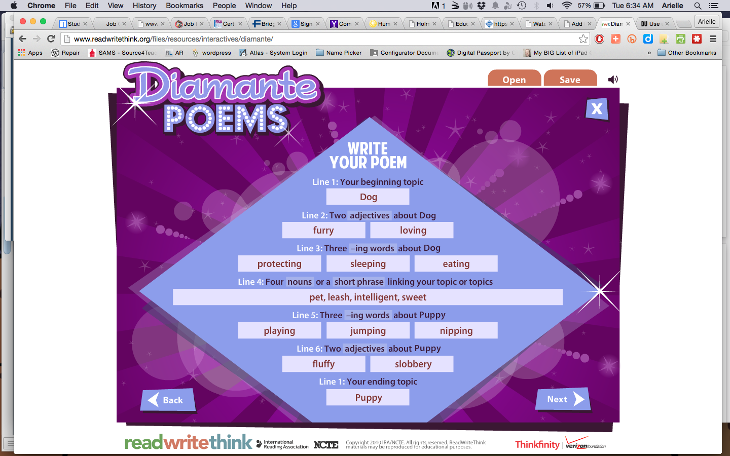 Stem Poetry Tech Teaching With Arielle The Blobz Guide To Electric Circuits Science Pinterest